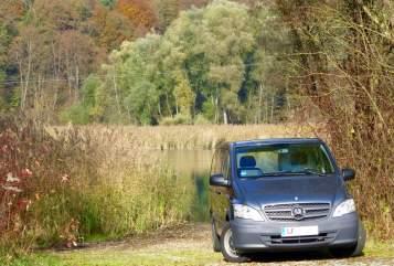 Wohnmobil mieten in Winhöring von privat | Mercedes Benz VitOho *New*