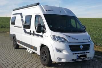 Wohnmobil mieten in Aichtal von privat | Knaus Sunshine Camper