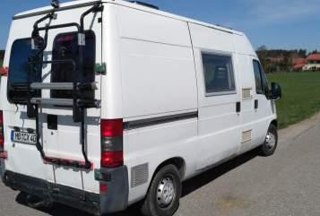 Wohnmobil mieten in Warngau von privat | Fiat Jessica