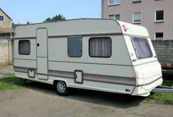 Wohnmobil mieten in Auerbach i. d. OPf. von privat   Bürstner SIGGI