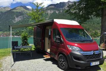 Wohnmobil mieten in Oberhausen von privat | Clever Clever