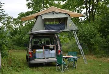Wohnmobil mieten in St. Pölten von privat | Citroen kleiner Bär