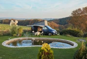 Wohnmobil mieten in Kürten von privat | Mercedes Marco Polo 2,2