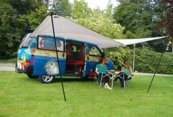 Wohnmobil mieten in Mierlo von privat | VW Beach