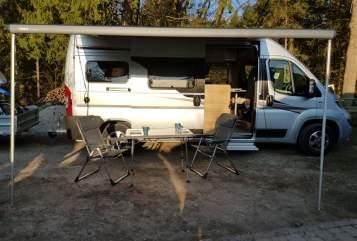 Wohnmobil mieten in Kirchanschöring von privat | Knaus Womi