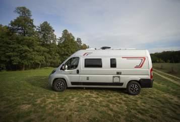 Wohnmobil mieten in Neuenhagen bei Berlin von privat | Challenger Ella