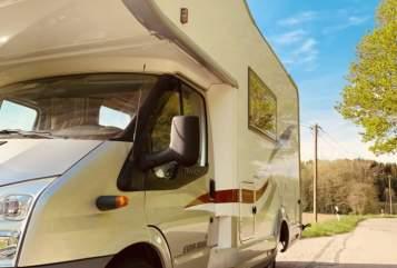 Wohnmobil mieten in Reichertshausen von privat | Eura Mobil Eura Mobil
