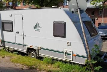 Wohnmobil mieten in Hamburg von privat | Knaus Puschi