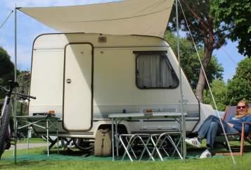 Wohnmobil mieten in Mieming von privat | Adria Prima 330 Adria Caravan