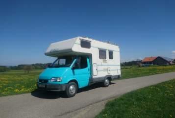 Wohnmobil mieten in Wiggensbach von privat | Ford Bruno