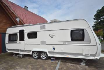 Wohnmobil mieten in Isselburg von privat | Fendt Sophia II