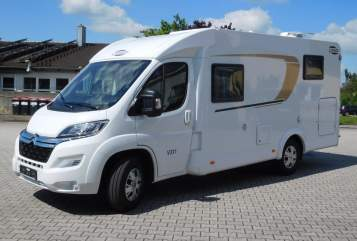 Wohnmobil mieten in Hebertsfelden von privat | Carado Summer