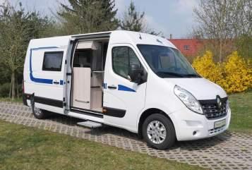 Wohnmobil mieten in Hildesheim von privat | Ahorn V-Hörnchen