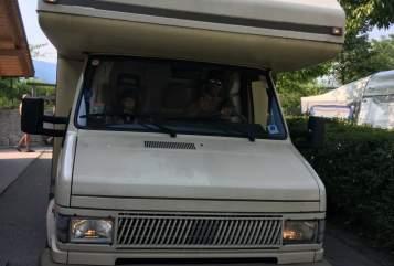 Wohnmobil mieten in Kochel a. See von privat | Fiat  Hubert