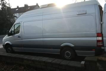 Wohnmobil mieten in Meinerzhagen von privat | Mercedes Benz Sprint