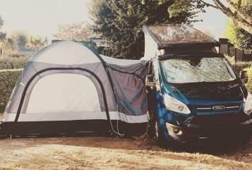 Wohnmobil mieten in Harsewinkel von privat | Ford Elly