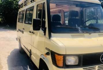 Wohnmobil mieten in Versmold von privat | Mercedes Benz Diesellotte