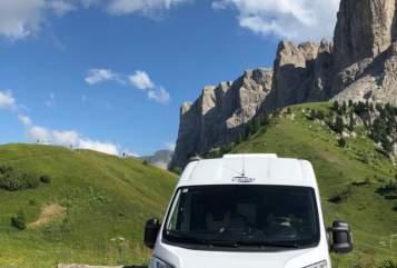 Wohnmobil mieten in Plankstadt von privat | Carado Dani's Camper