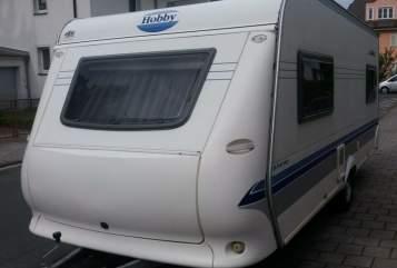 Wohnmobil mieten in Nürnberg von privat | Hobby Hobby 495