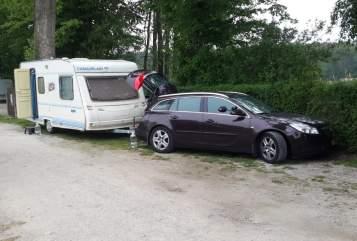 Wohnmobil mieten in Terwispel von privat | Caravelair Caravelair