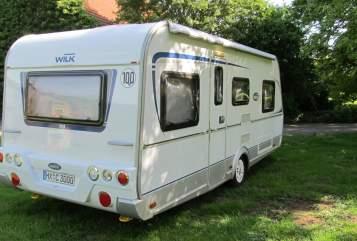 Wohnmobil mieten in Bad Driburg von privat | Wilk Cordula3000
