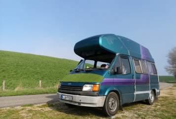 Wohnmobil mieten in Köln von privat   Ford Rider of Love