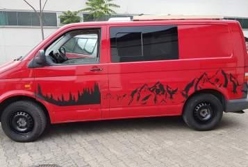 Wohnmobil mieten in Köln von privat   VW ROT RUNNER