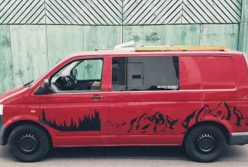 Wohnmobil mieten in Köln von privat | VW ROT RUNNER