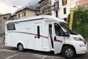 Wohnmobil mieten in Osnabrück von privat | Dethleffs auf Fiat Ducato Multijet 150 Didi