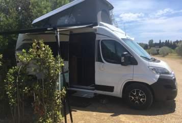 Wohnmobil mieten in Buchholz in der Nordheide von privat | Pössl Das Leisemobil*