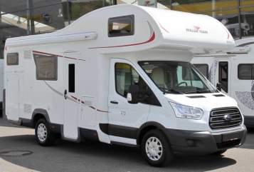 Wohnmobil mieten in Waldshut-Tiengen von privat | Roller Team  Noidue Holiday