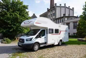 Wohnmobil mieten in Detmold von privat | Roller Team (t)Raumwunder