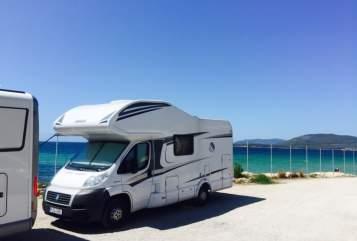 Wohnmobil mieten in Feldkirchen von privat | Knaus Luigi Camper