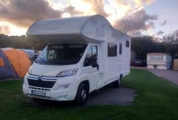 Wohnmobil mieten in Beckingen von privat | Bela Easy (PLA) tourbusvincentklein
