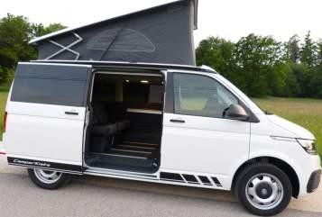Wohnmobil mieten in Stadtbergen von privat | VW Frosty