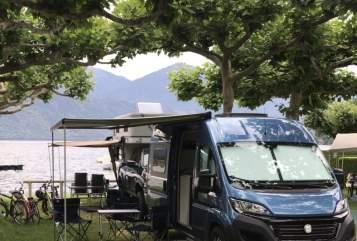Wohnmobil mieten in Erzhausen von privat | Westfalia Chris Columbus