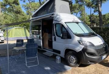 Wohnmobil mieten in Dormagen von privat | Pössl Pösseliese