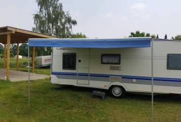 Wohnmobil mieten in Alt Zachun von privat   Hobby  Wowi