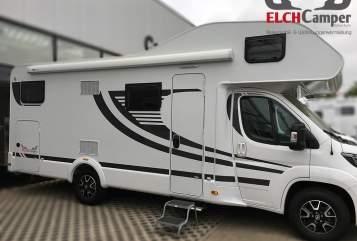 Wohnmobil mieten in Bötersen von privat | ELCHCamper Family² - A702