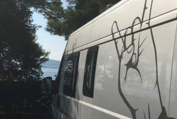 Wohnmobil mieten in Leonberg von privat | Pössl Rock AHYOKA