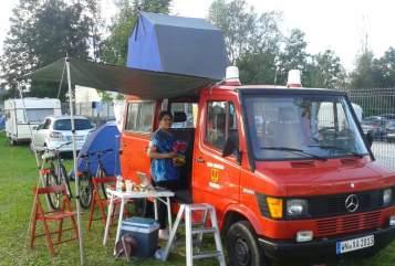 Wohnmobil mieten in Weinstadt von privat | Mercedes Mercedes 208D
