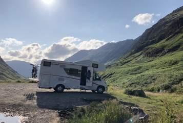 Wohnmobil mieten in Willich von privat | Sunlight Mr Heisenberg