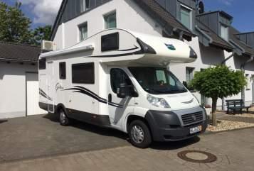 Wohnmobil mieten in Jüchen von privat | Fiat Louis