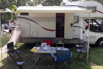 Wohnmobil mieten in Köln von privat | Ford Transit Carado