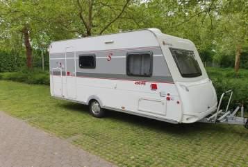 Wohnmobil mieten in Heilbronn von privat | Sterkeman Sterkeman PE490