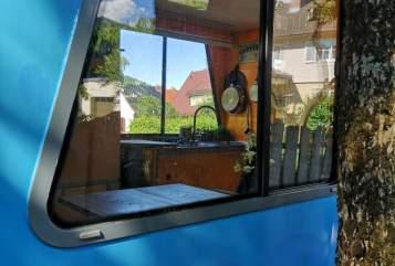 Wohnmobil mieten in Freiburg im Breisgau von privat | Iveco Wilde Hilde