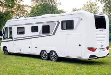 Wohnmobil mieten in Emden von privat | Knaus Dicke Sonne New