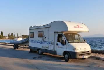 Wohnmobil mieten in Herrenberg von privat | Fiat OhneNamen II.