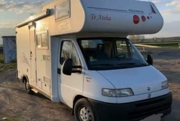 Wohnmobil mieten in Panketal von privat | Fiat Frankia Berta Family