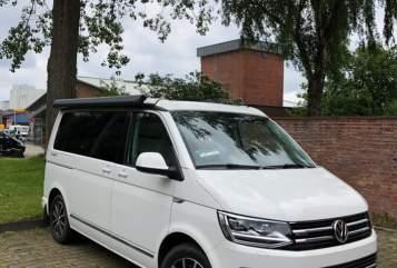 Wohnmobil mieten in Flensburg von privat | Volkswagen Cultcamper 2